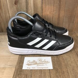 Adidas Altrasport Leather Sneakers Womens Size 5